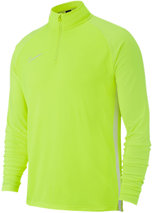 Sweat 1/4 zip Nike Academy 19