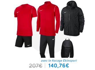 Packs de football Nike | EKINSPORT